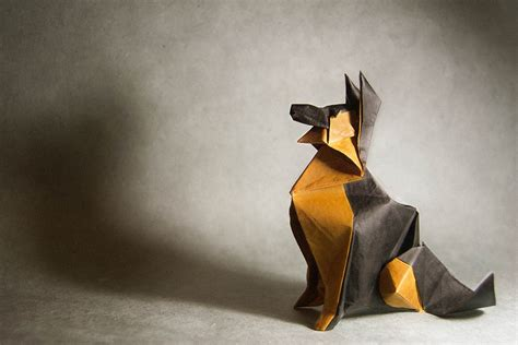 origami shepherd 22 excellent origami models for