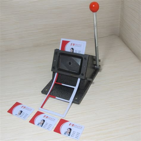 card die cutters china sale manual pvc card die cutter normal size