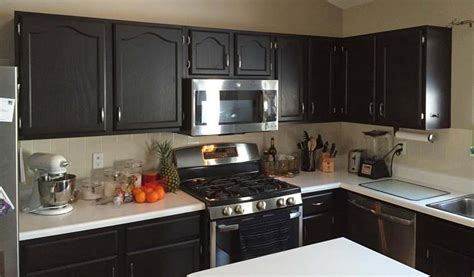 general finishes java gel stain kitchen cabinets kitchen cabinets in java gel stain general finishes