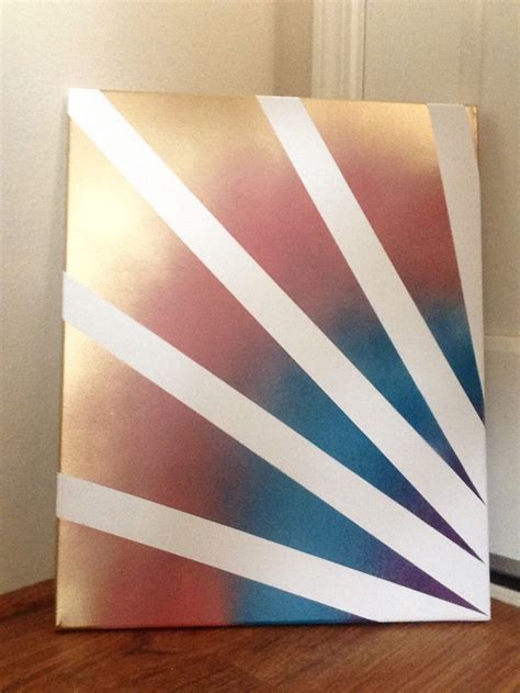 spray paint canvas best 25 painting ideas on painting