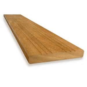 planche lantawi en bois tali naturel l 270 x l 14 5 cm x ep 21 mm leroy merlin