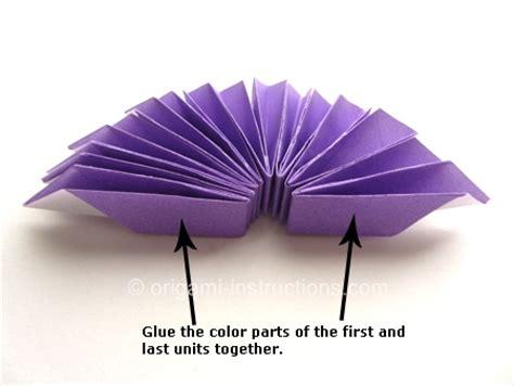 origami circle paper easy origami yamaguchi dahlia folding