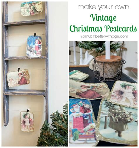 how to make vintage cards 25 easy to make diy vintage decor ideas diy projects