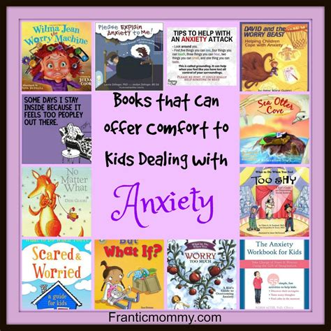 picture books picture books that can help comfort anxious