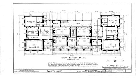 plantation house floor plans historic plantation floor plans grove plantation floor plan historic floor plans