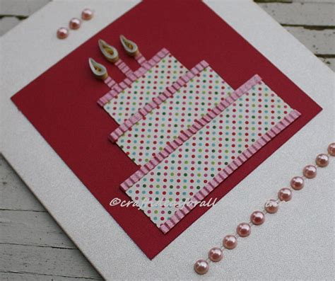 craft ideas for greeting cards craft ideas for all handmade greeting card for third birthday