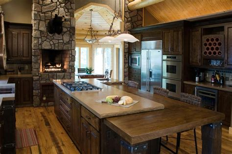rustic kitchen design ideas 25 ideas to checkout before designing a rustic kitchen