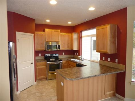 paint colors for walls in kitchen painting modern kitchen with accent wall painting color ideas