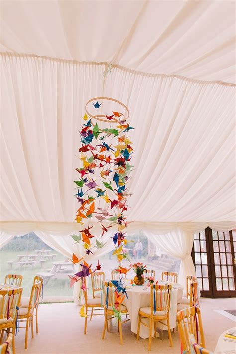 origami crane wedding decoration best 25 origami wedding ideas on origami