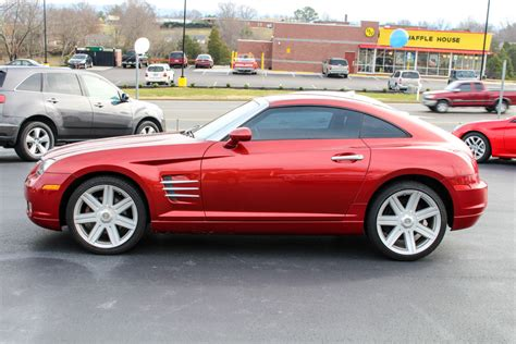 Chrysler Crossfire by 2005 Chrysler Crossfire Coupe Trust Auto Used Cars