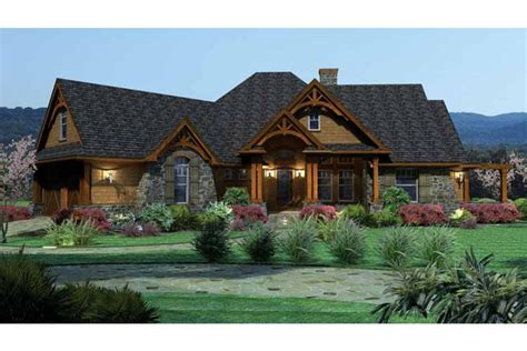 rancher home home plan homepw09962 2091 square foot 3 bedroom 2
