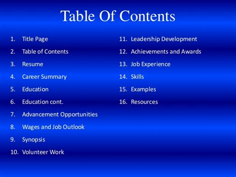 resume examples professional summary electronic career portfolio
