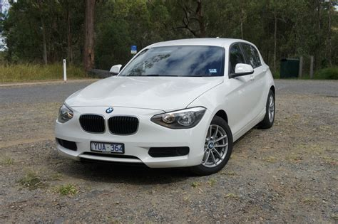 Bmw Of by Bmw 116i Review Caradvice