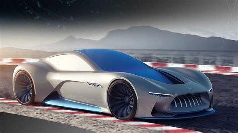 Sports Car Concept by Maserati Genesi Sports Car Concept Photo Gallery