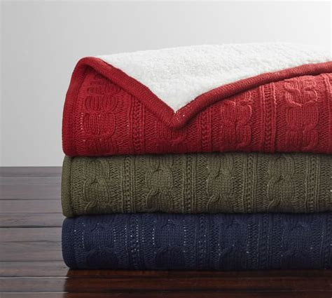 knitted throws for sale save 30 fall inspired pottery barn pillows throws sale