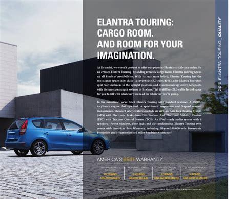 Key Hyundai Manchester Ct by 2010 Hyundai Elantra Touring Brochure Key Hyundai