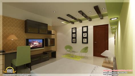two bedroom interior design beautiful contemporary home designs kerala home design