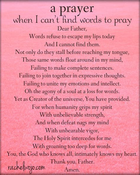 where can i buy prayer a prayer when i can t find words to pray rachelwojo