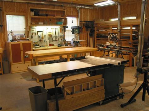 woodworking workshop layout woodworking shop ideas wood shop floor plans