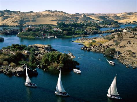 Margy S Musings The Nile River