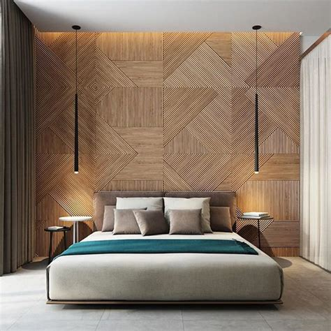 modern wood wall 20 modern and creative bedroom design featuring wooden
