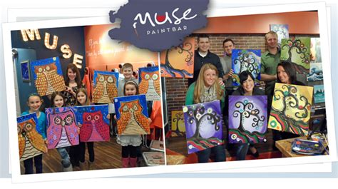 muse paint bar voucher couptopia best daily deals in nh