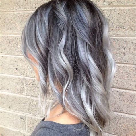 high lighted hair with gray roots 27 exciting hair colour ideas for 2015 radical root