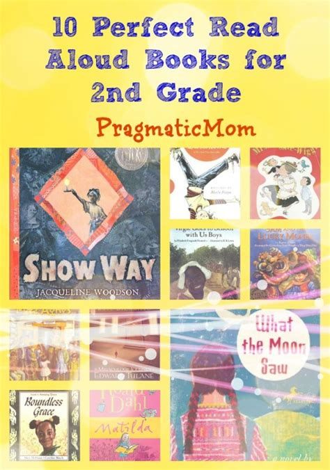 picture books to read 10 read aloud books for 2nd grade pragmaticmom