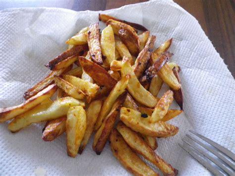 frites maison au four recette sur le photo de the foodie s corner mes aventures