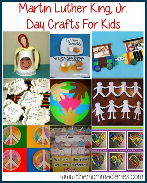 martin luther king jr crafts for martin luther king day crafts