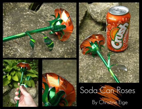 soda can crafts for soda can orange by christine eige on deviantart