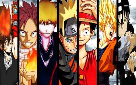 best shonen los mejores animes shōnen top 10