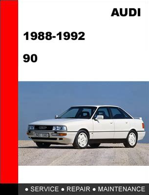 auto repair manual free download 1992 audi 100 security system audi 90 1988 1992 factory service repair manual download manuals