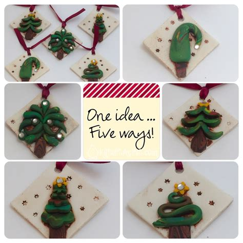 how to make clay ornaments how to make polymer clay ornaments