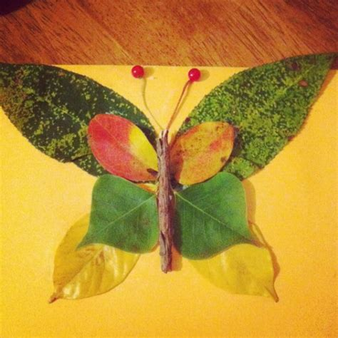 crafts with leaves for the 25 best ideas about leaf crafts on