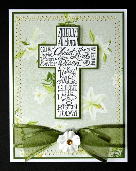 religious easter cards to make easter card christian religious by handyscraps on etsy