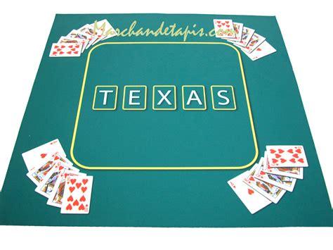 tapis pour jeux de cartes vert marchand de tapis