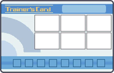 how to make your own trainer card trucage