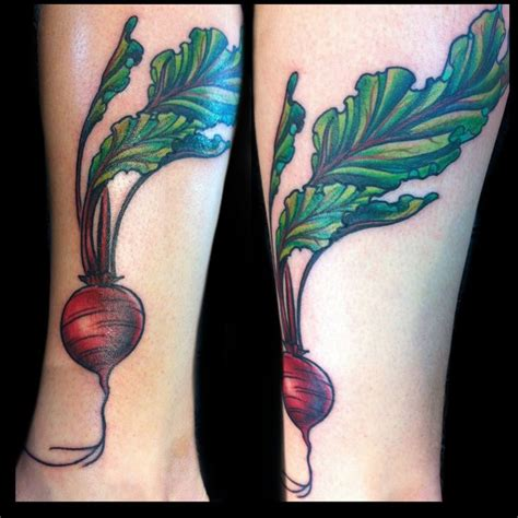 25 trending vegetable tattoo ideas on pinterest