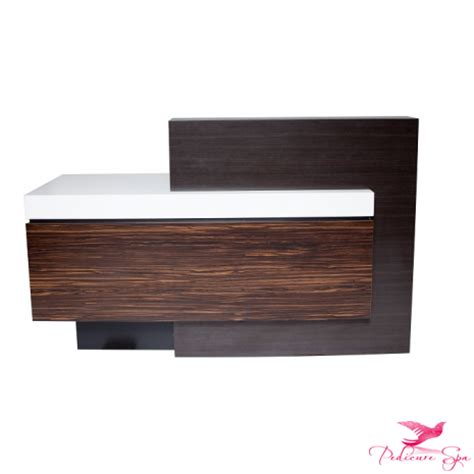 nail reception desk nail salon furniture gt reception
