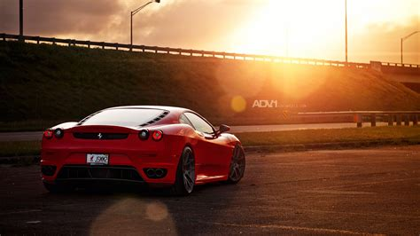 1600 X 900 Car Wallpapers by F430 Car In 1600x900 Resolution