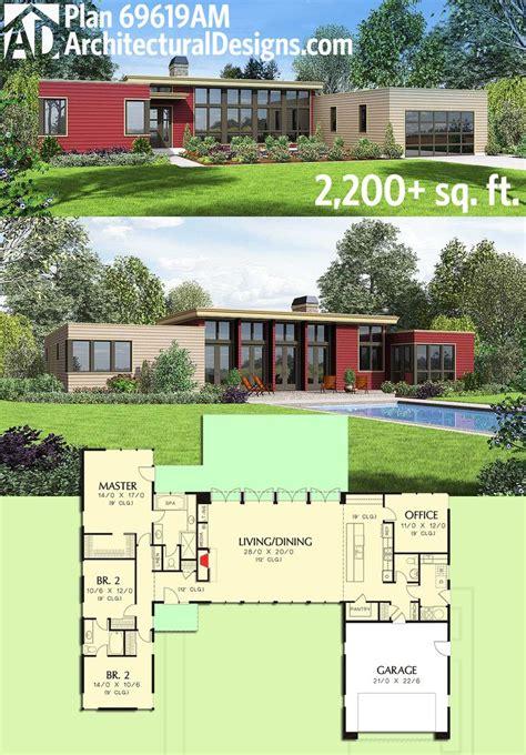 modern home floor plan best 25 modern house plans ideas on modern