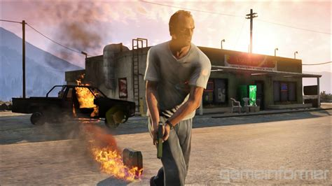 grand theft auto v plot and images new images from rockstar s gta 5 collider