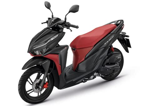 Pcx 2018 Thailand by 2018 Honda Click 150i And 125i Now In Thailand Pricing