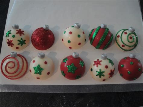 ornament cupcakes ornament cupcakes tutorial mcgreevy cakes