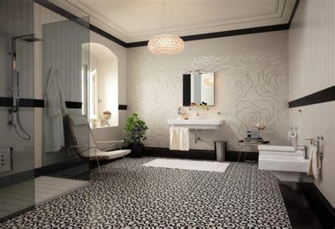 Furniture Layout 15 amazing modern bathroom floor tile ideas and designs