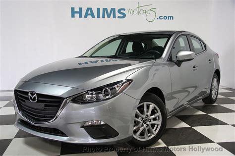 2016 Mazda3 I Sport Sedan by 2016 Used Mazda Mazda3 4dr Sedan Automatic I Sport At