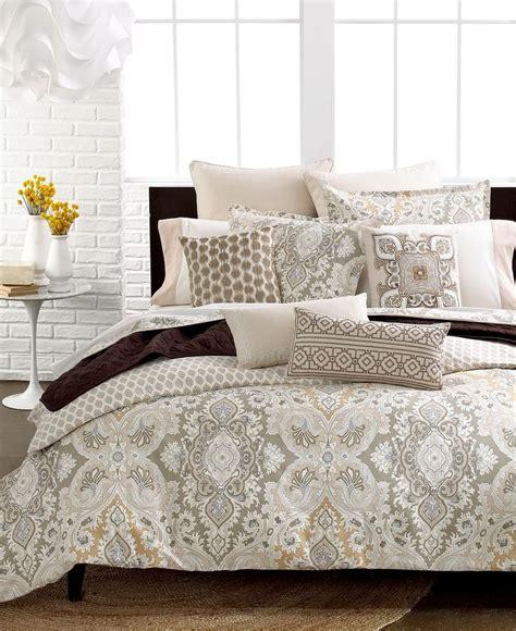 macy bedding set echo odyssey comforter and duvet cover sets