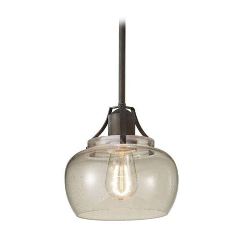 mini pendant light shades seeded glass mini pendant light retro glass shades