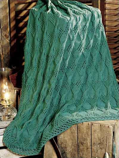 free knitting afghan patterns free cabled afghan knitting patterns ebb tide